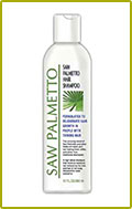 Saw Palmetto Shampoo 12 oz